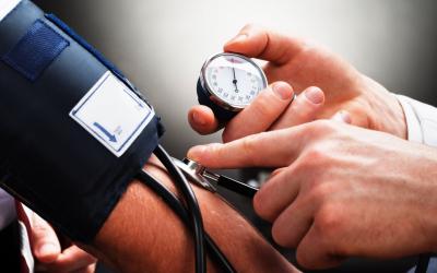 Acupuntura para hipertensión