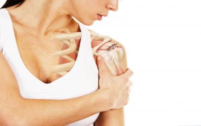 Acupuntura para tendinitis de hombro